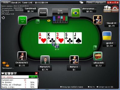 Стол леон покер